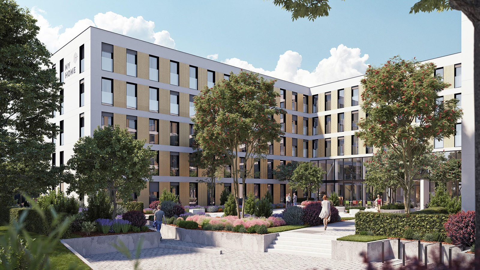 CapitalBAY acquires serviced apartment building in Munich for new micro- living fund